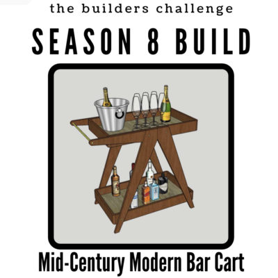 Builders Challenge Season 8 Plans